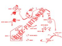 ELECTRICAL EQUIPMENT for Kymco PULSAR 125 II 4T EURO III