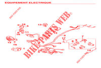 ELECTRICAL EQUIPMENT YUP 50 2T EURO II 50 kymco-motorcycle YUP YUP 50 2T EURO II 22