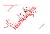 Haupständer complet-KYMCO Fever ZX II