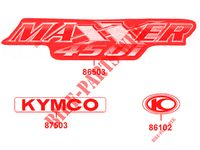 REAR DIFFERENTIAL MAXXER 450I SE IRS EURO 4 450 kymco-motorcycle MAXXER MAXXER 450I SE IRS EURO 4 18