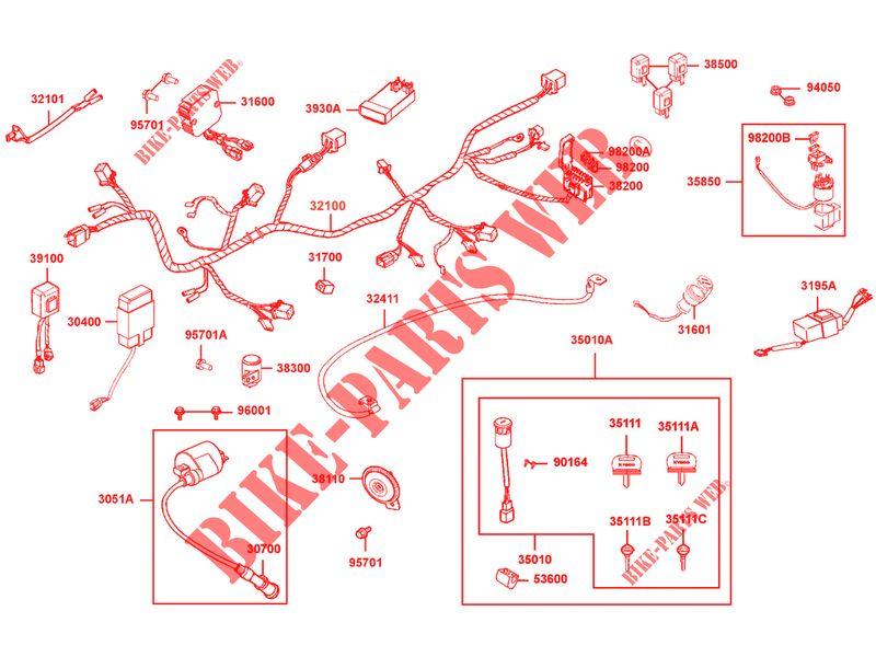Kymco Mxu 500i Wiring Diagram    Wiring Diagram