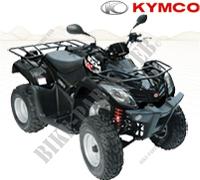 Kymco MXU 250 Onroad 2005-2017 A520XRR3-G AFAM Kettensatz Bj